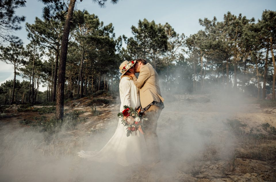 Magical Portugal Wedding - Dreamsea Surf