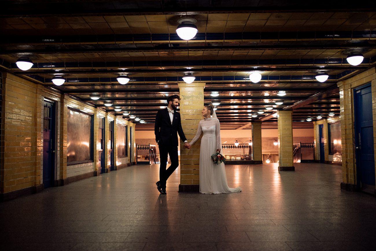 Urbane Hochzeit Berlin, Hochzeitsfotografie
